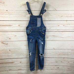 Zara Girls Overalls